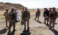 Three soldiers executed in Saudi Arabia for 'high treason'
