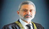 Justice Faez Isa case: Justice Bandial recuses himself from proceedings