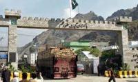 Stampede delays movement at Torkham border