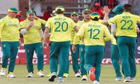 South African cricket plunges back into crisis
