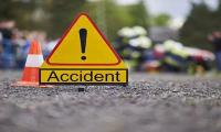 Five people, including three friends, killed in road accidents