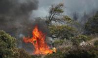 Fire breaks out in Cape Town