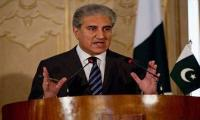 India has to take back August 5 action for talks: Qureshi