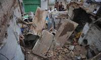 One dies, three injured in Kohistan roof collapse incident