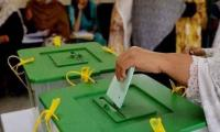 NA-249 nominees flexing muscles for tough contest on Thursday