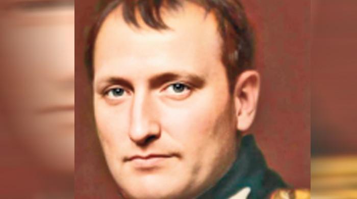 Napoleon's conspiracy theories