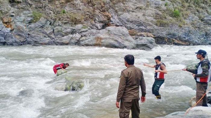 Five children drowned in Upper Kohistan
