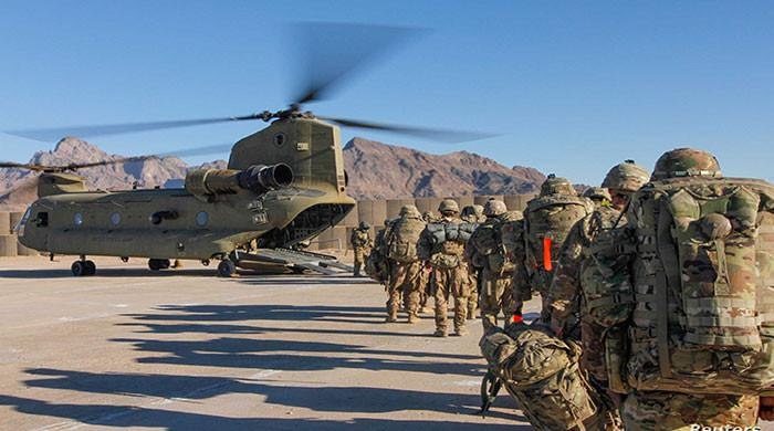US, Nato troops begin pullout from Afghanistan