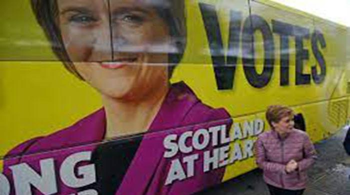 The UK voted after the Scottish independence debate