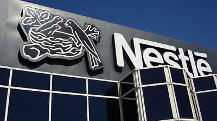 Nestle is publishing a report on Pakistan's shared value and stability