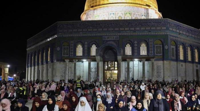 'Silence is not an option' for Palestinians