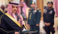 KSA will work to calm Pak-India tensions: Faisal