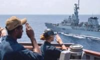 PN ship participates in exercise with US, Canadian ships
