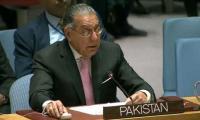 Pakistan urges UN to get IIOJ&K detainees released