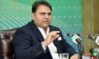 Pak initiatives on environment being recognized globally: Fawad Chaudhry