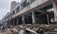 12 die in China gas blast