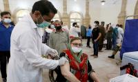 Over 5.8m vaccinated in Punjab