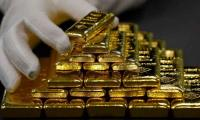 Gold rates down Rs1,900/tola