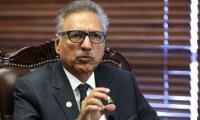 President seeks desalination plant in Karachi