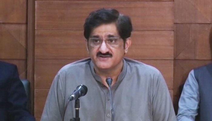 CM Murad Ali Shah seeks World Bank's help to install oxygen plant, procure ventilators for Covid patients