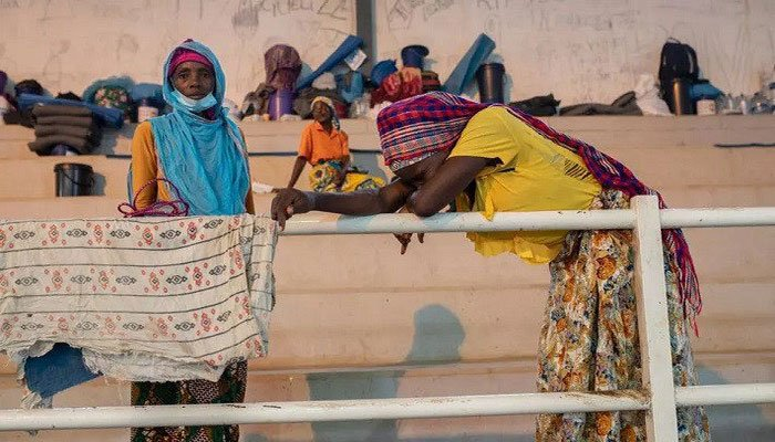 Global displacement from war, crises doubles in a decade: UN