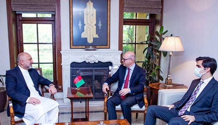 Turkey assures Afghanistan of Pakistan's continued support for peace efforts