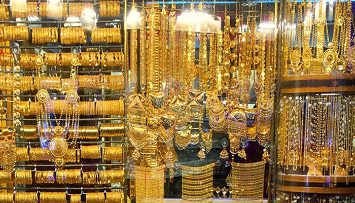 Jewellery shop robbed in Malir