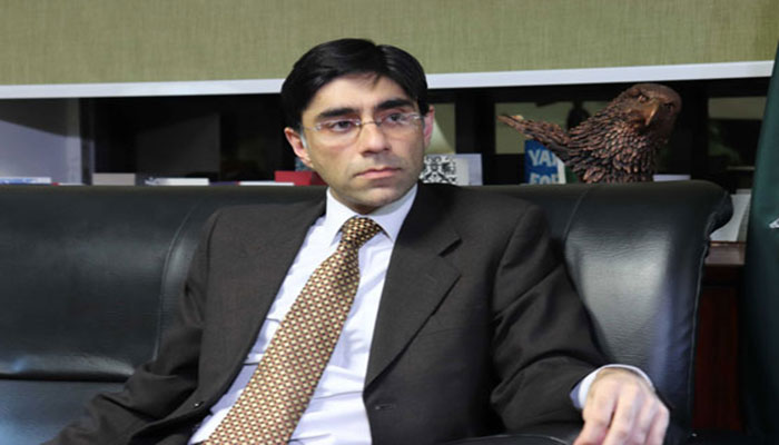 Moeed to represent Pakistan at SCO moot in Dushanbe