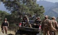 Soldier martyred, two terrorists killed in N Waziristan