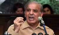 Vaccine shortage another proof of govt's incompetence: Shehbaz
