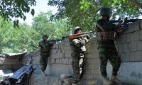 Clashes reach gates of Faryab's capital in Northern Afghanistan