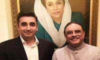 Benazir's 68th birth anniversary: Zardari, Bilawal vow to fight for parliament's supremacy