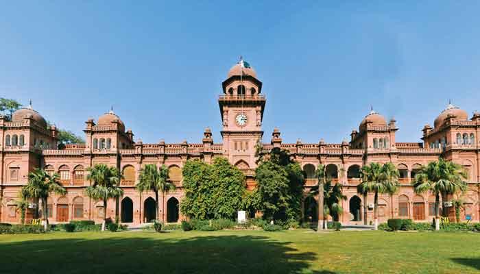 The Punjab University.