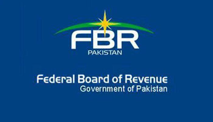 The FBR logo.