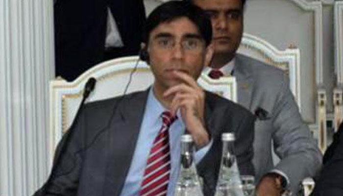 Moeed warns against spoilers of Afghan peace process