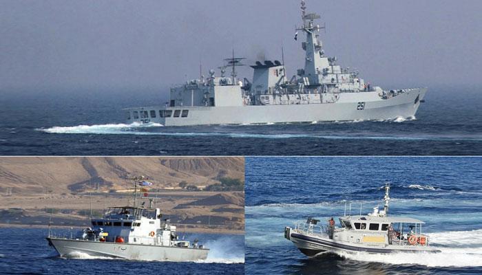 Pak ship ZULFIQUAR visits Aqaba port in Jordan