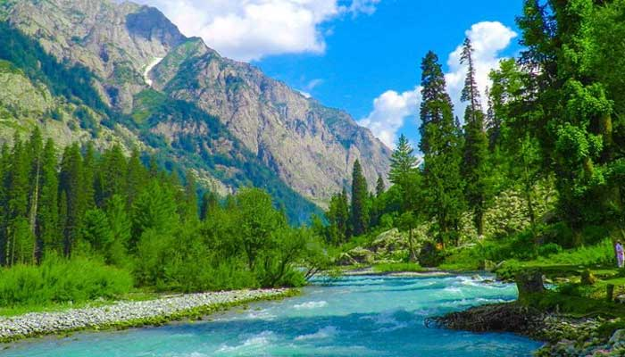 File photo of a scenic spot in KP.