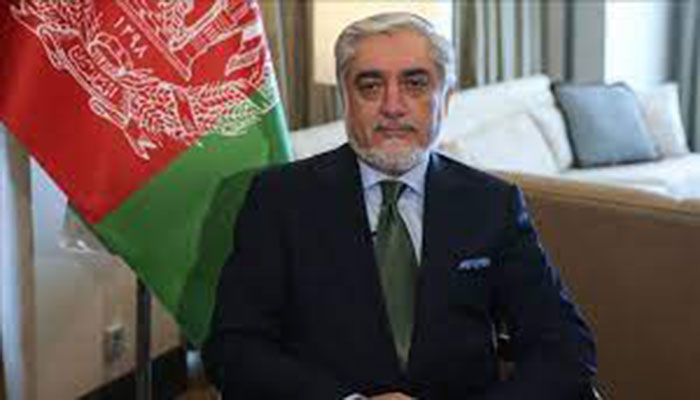 Afghanistan's survival in jeopardy, warns Abdullah