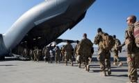 Uncertainty grips Afghanistan, region: US quits its last Afghan airbase