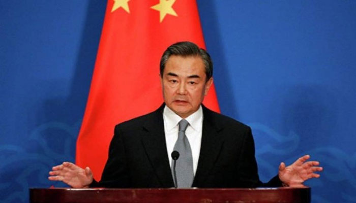Will always stand firmly with Pakistan: Chinese FM