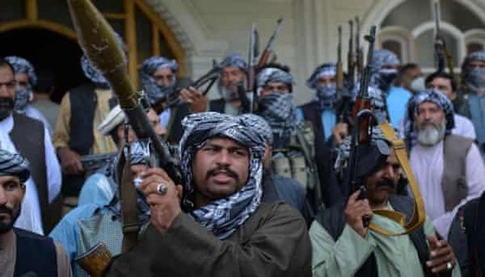 Ismail Khan mobilises hundreds in Herat to fight Taliban