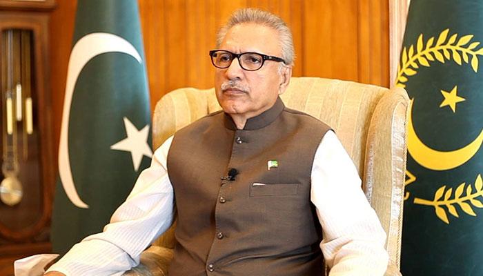Developed Karachi means developed Pakistan: Alvi