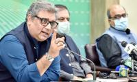 Federal govt released over Rs9bn for Karachi's development, claims Ali Zaidi