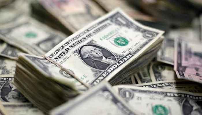 US dollar. File photo