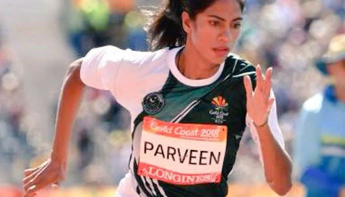 Najma determined to produce her best at Tokyo Games