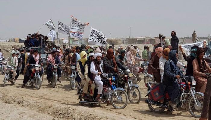 Taliban claim control of Spin Boldak border crossing with Pakistan