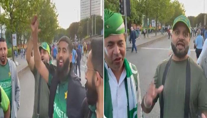 Fans protest after Pakistan series whitewash