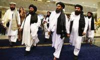 Taliban, government team meet in Qatar