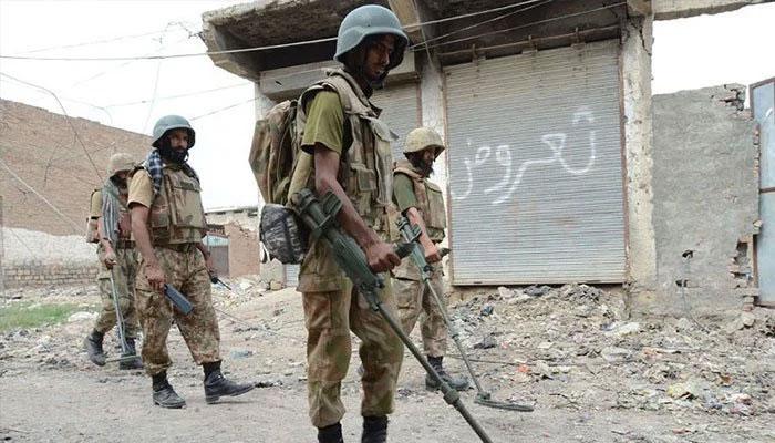 Six terrorists killed in Kurram