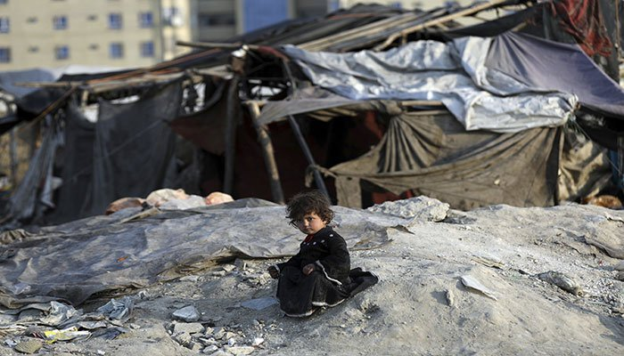 Thousands of displaced families in Kabul in desperate need